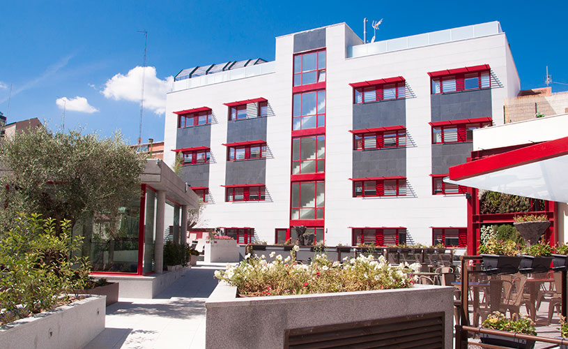 the best student accommodation Madrid